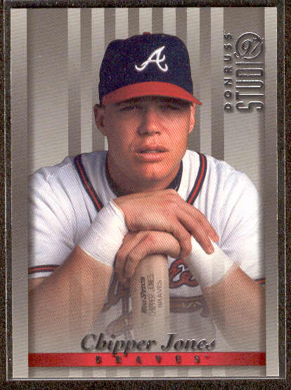 1997 Donruss Chipper Jones Cards
